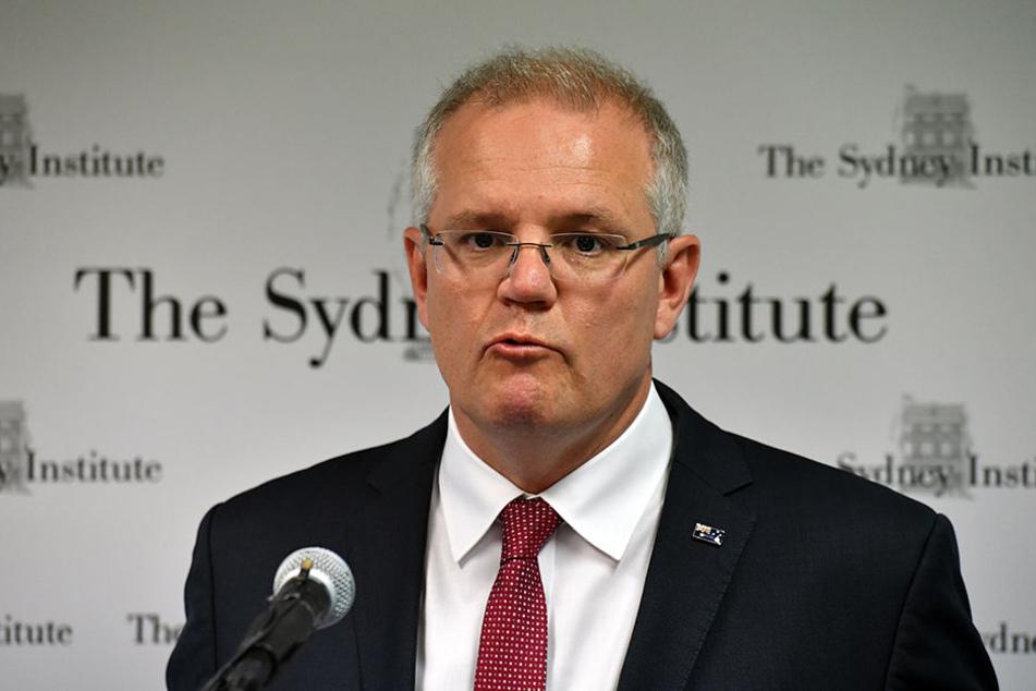Scott Morrison (50) ist Chef der Liberal Party in Australien und seit dem 24. August 2018 Premierminister.