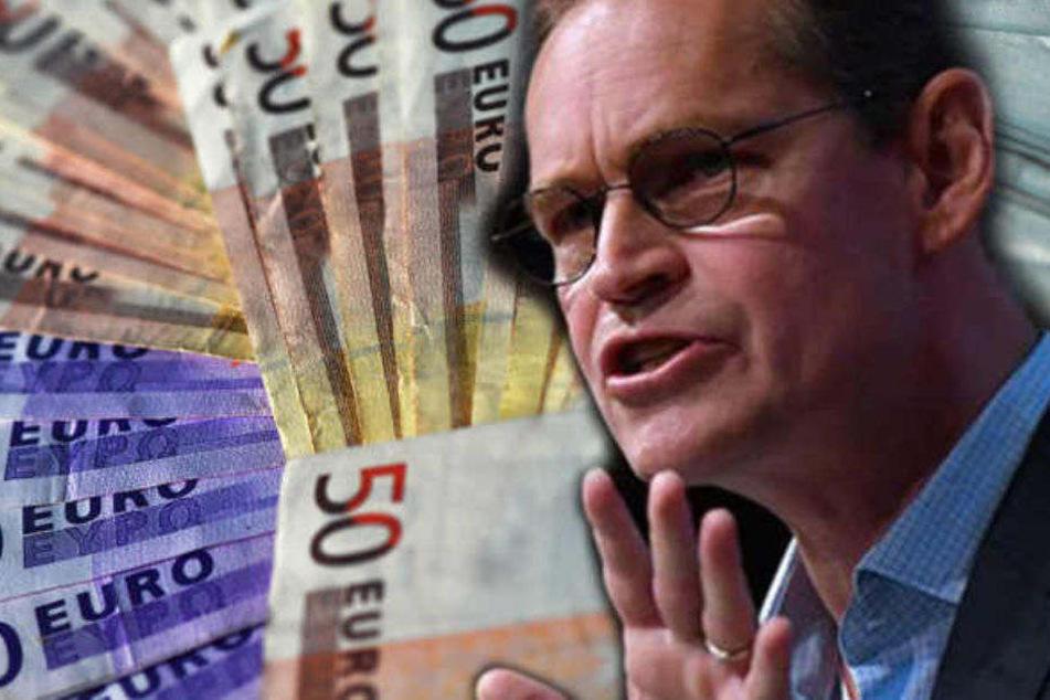 Geldsegen für Berlin: Hauptstadt erwartet fast zwei Milliarden Euro Überschuss