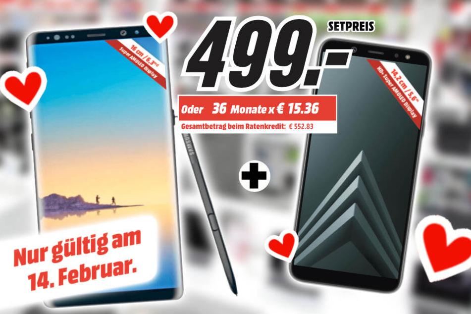 Valentinstags Deal Bei Mediamarkt Berlin Und Brandenburg