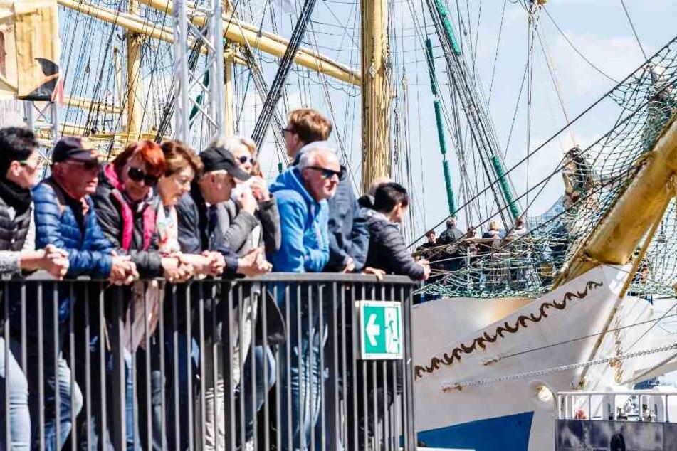 Coronavirus: Was passiert jetzt mit dem Hamburger Hafengeburtstag?
