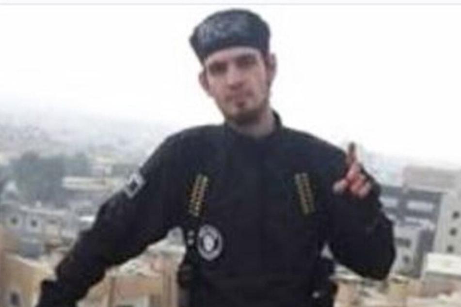 """Aus dem unauffälligen Schweißer Martin Lemke (28) wurde offenbar ein hoher Kader des """"Islamischen Staates""""."""