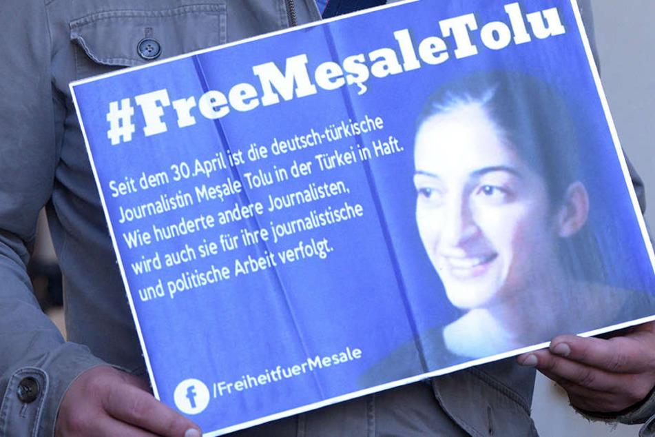 Am Montag wird der Prozess gegen die Journalistin Mesale Tolu in Istanbul fortgesetzt.