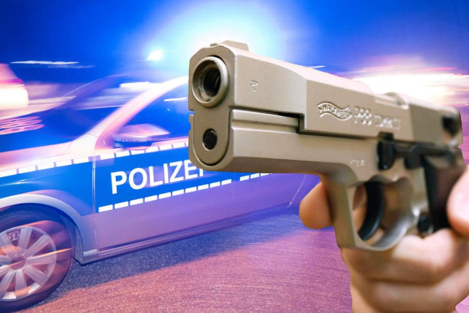 Die Polizei konnte den Urheber der Schüsse schnell ausfindig machen (Symbolbild).