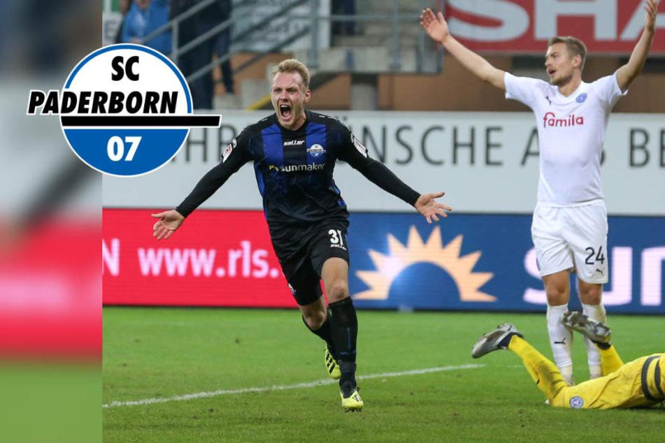 Turbulentes Spiel! Überragender Zolinski sorgt für SCP-Remis gegen Kiel