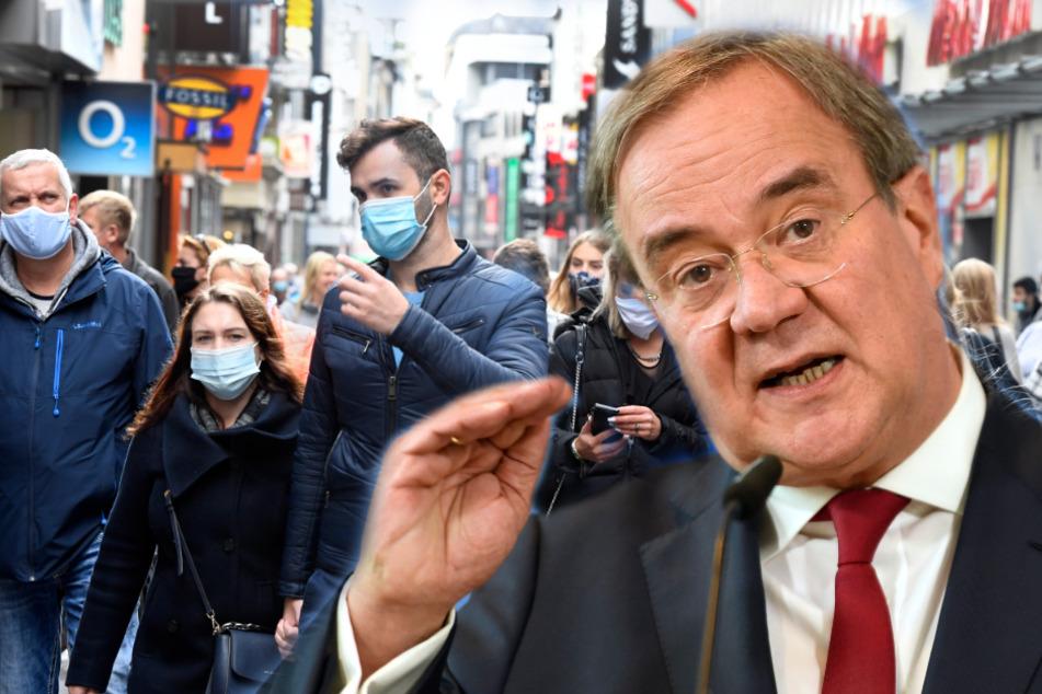 NRW reagiert auf Corona-Welle: Laschet mit Appell an die Bürger