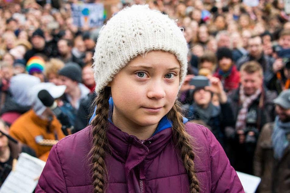 Am Mittwoch wird die Klimaaktivistin Greta Thunberg (16) den Papst treffen.