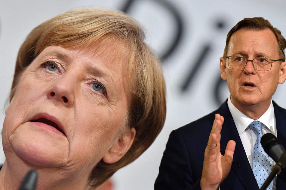 Thüringens Ministerpräsident will der AfD nicht in die Hände spielen.