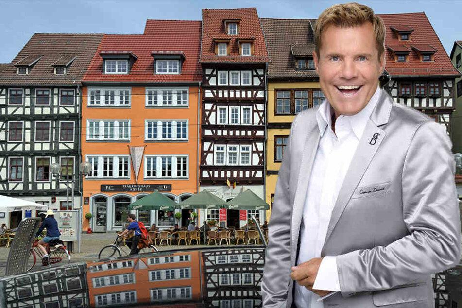 Kommt Dieter Bohlen bald nach Erfurt?