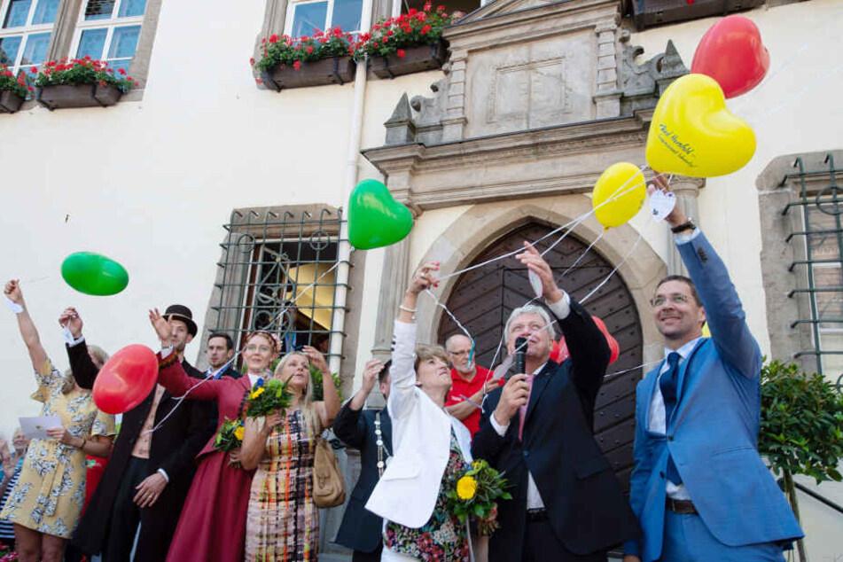 Der Hessentag ist am Freitag eröffnet worden und geht bis zum 16. Juni.