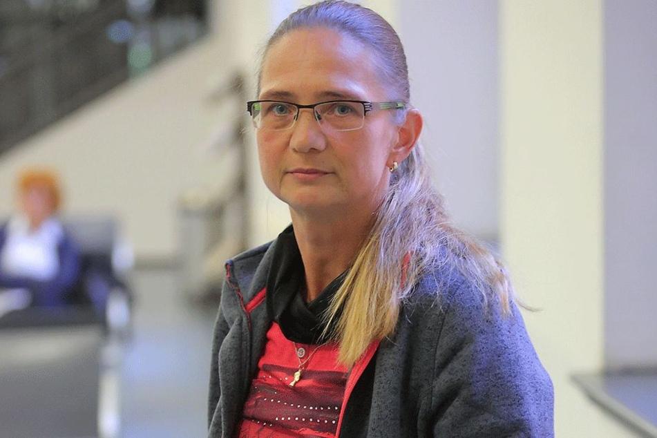 Traf im Wald auf einen wutentbrannten Grafen: Polizistin Petra Peters  (45).