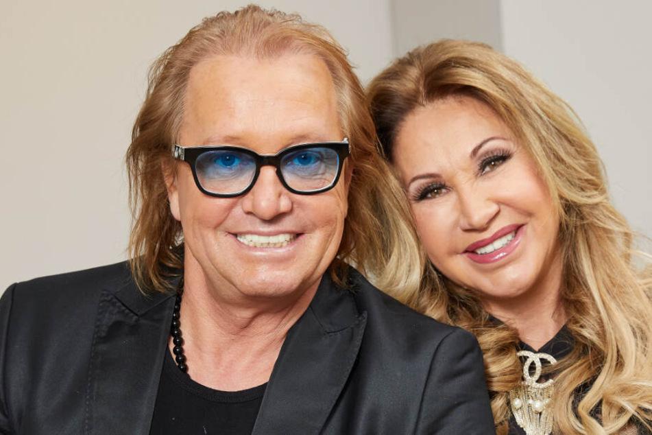Robert Geiss (55) und seine Ehefrau Carmen (54)