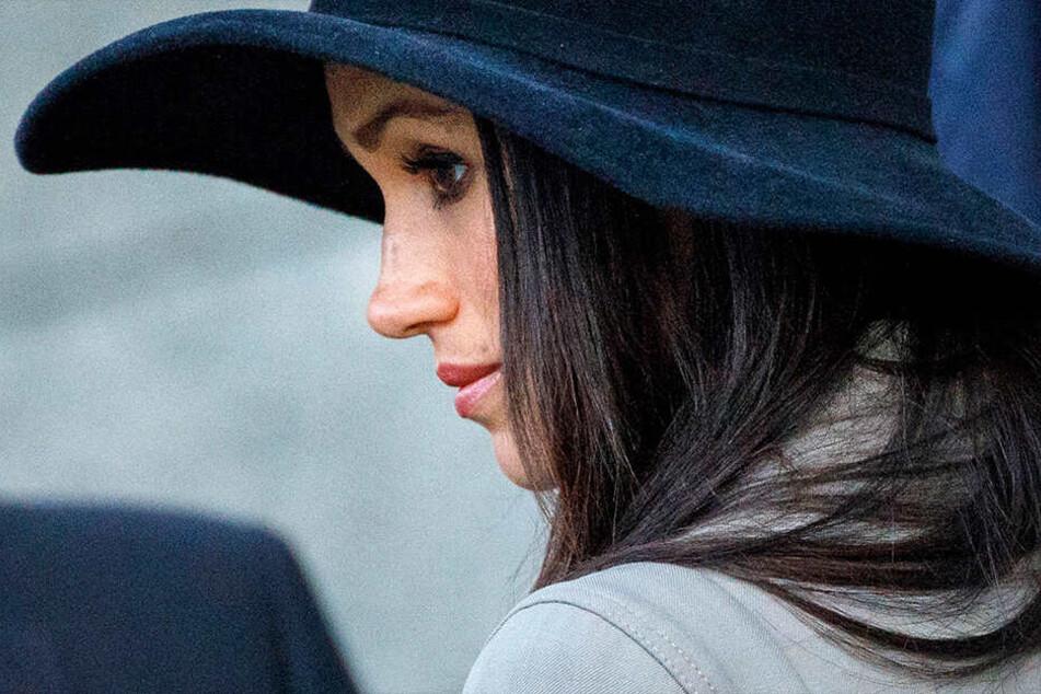 Wegen des Films könnte Herzogin Meghan Probleme mit dem britischen Königshaus bekommen.