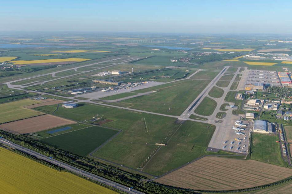 Amazon baut neue Halle am Flughafen Leipzig-Halle
