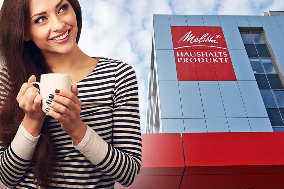 Kaffee schmeckt den Deutschen besonders gut. Davon profitiert Melitta.