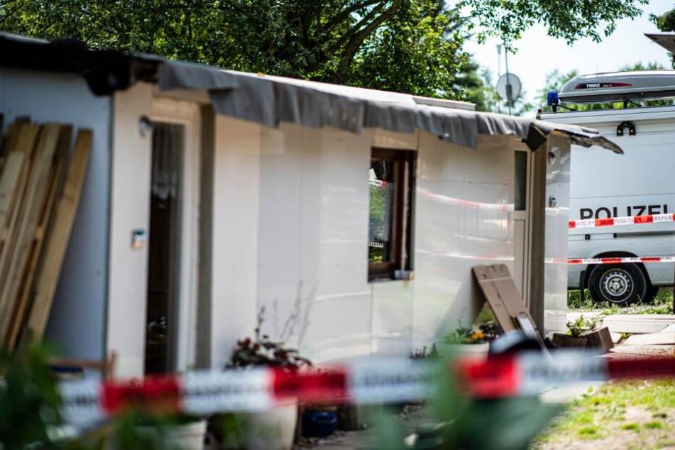 Mehrfach wurde der Campingplatz in Lügde durchsucht.