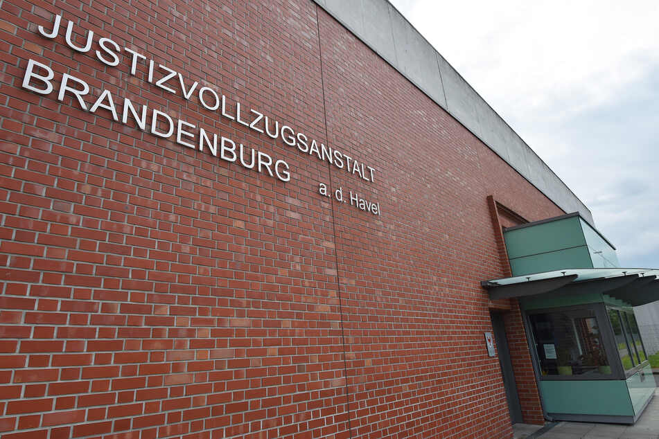 Die Justizvollzugsanstalt in Brandenburg an der Havel.