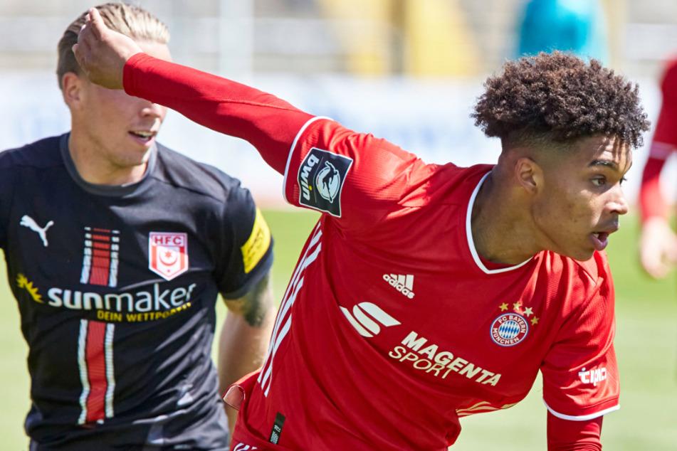 Läuft Justin Che (17, r.) schon bald wieder für den FC Bayern München auf? Der Youngster vom FC Dallas soll jedenfalls nicht abgeneigt sein.