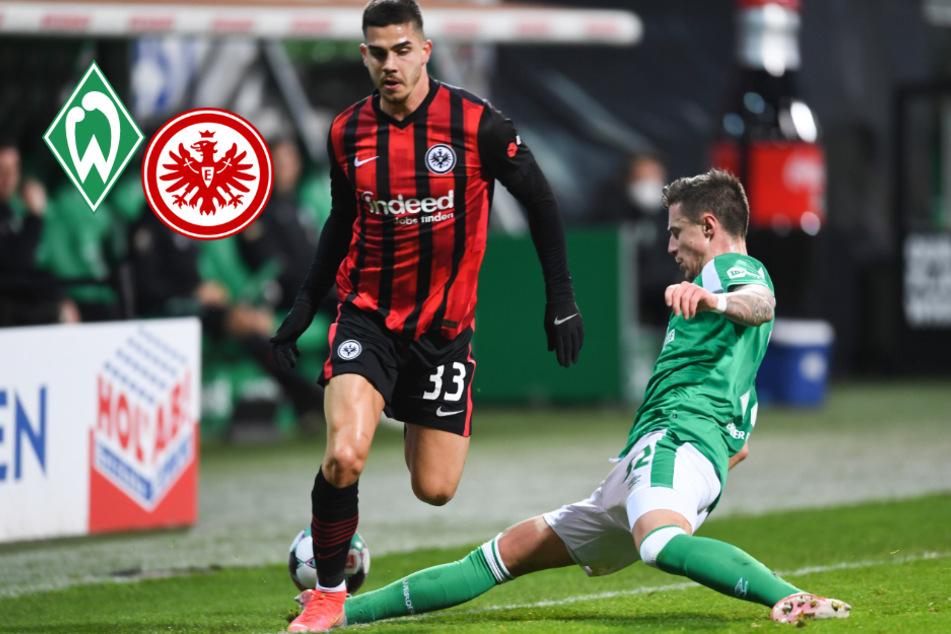 Bittere Eintracht-Pleite trotz Führung: Frankfurter Höhenflug endet in Bremen