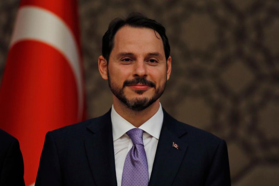 Berat Albayrak (42) ist als türkischer Finanzminister zurückgetreten. (Archivbild)