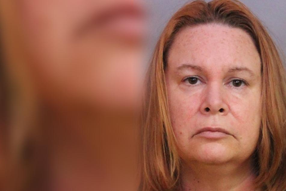 Leslie Bushart (49) war zu betrunken, um sich einen Joint anzuzünden.