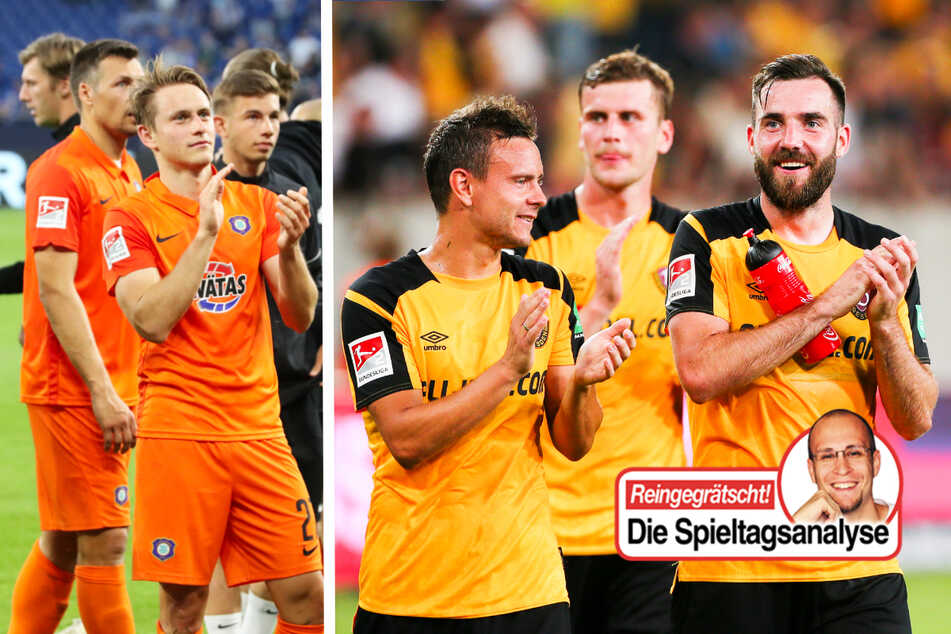 Dynamo rockt weiter, Aue mit Ausrufezeichen, Viktoria 89 und FSV Luckenwalde sensationell!