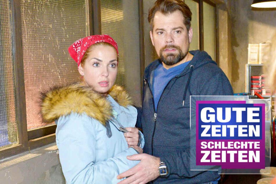 """""""Sex bedeutet nichts"""": Das sagen die GZSZ-Stars zum Nina-Leon-Drama"""
