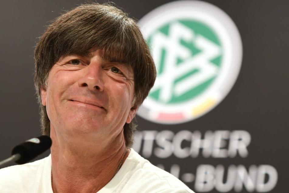 Ob Bundestrainer Löw bald beim Leipziger Goalgetter durchklingeln wird?