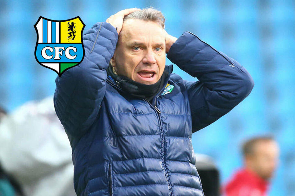 Keine Lösungen! Ist CFC-Trainer Steffen mit dem Latein am Ende?