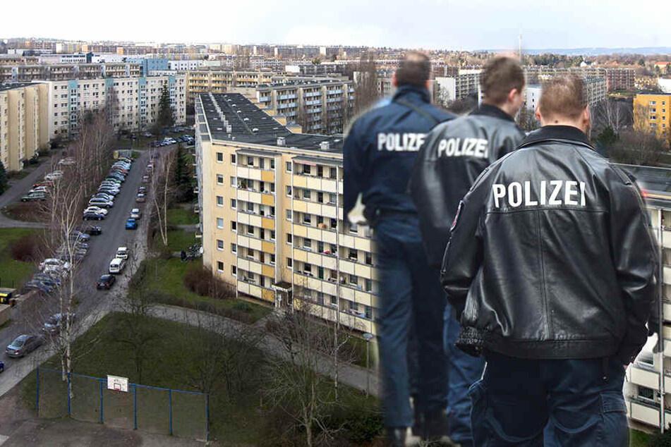 14-Jährige in Gorbitz vergewaltig - Tatverdächtiger in Haft