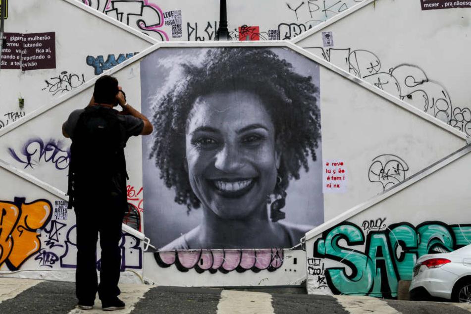 Marielle Franco (38) wurde Opfer eines Attentats.