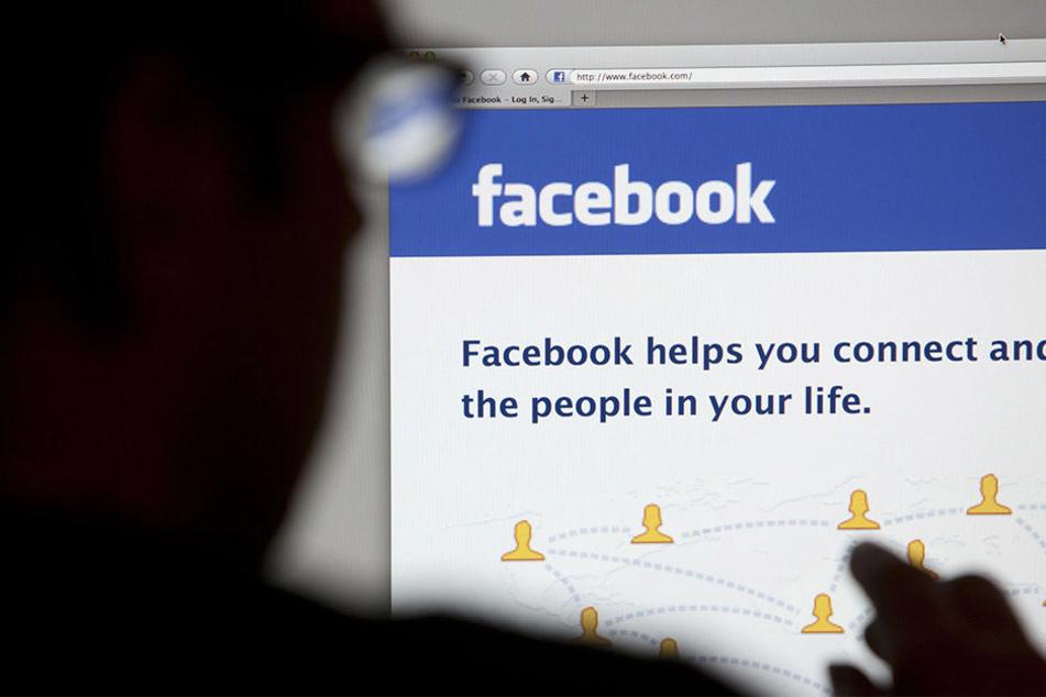 Auf Facebook hetzte der Soldat auf üble Weise gegen Flüchtlinge.