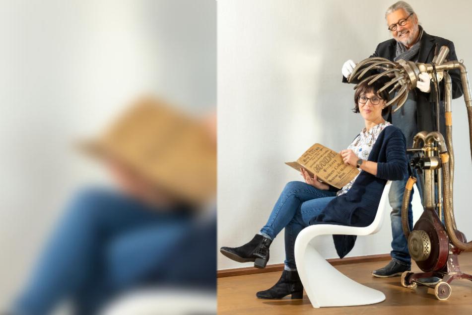 """Über """"Schmerz und Eitelkeit"""" beim Friseur: So litten die Menschen früher für schönes Haar - TAG24"""