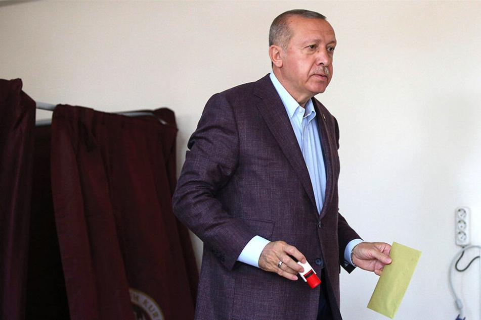 Pleite für Erdogan bei Bürgermeisterwahl in Istanbul