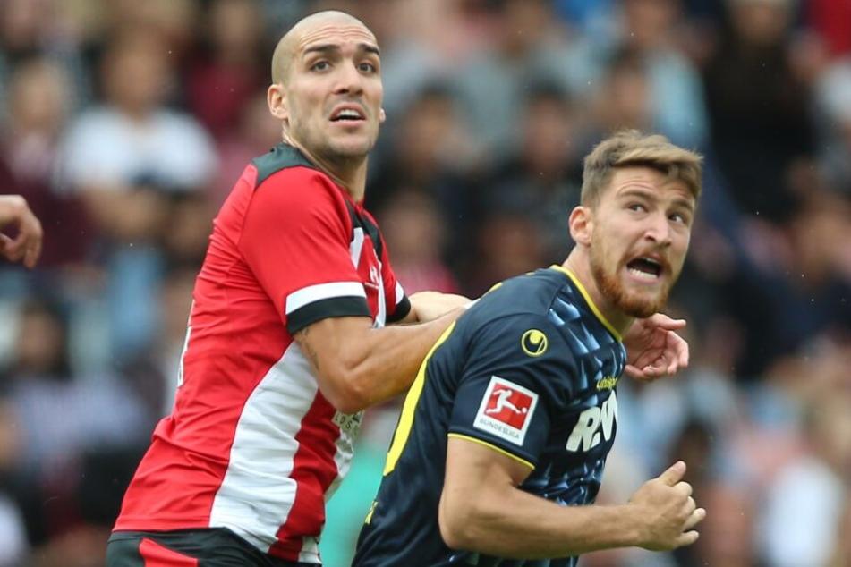 Salih Özcan (21) beim Freundschaftsspiel gegen beim FC Southampton am 3. August.