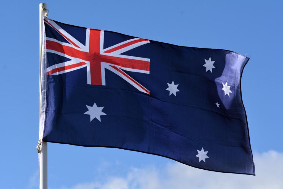 Ashleighs Vater lebt in Australien.