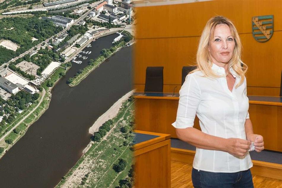 Grundstücke verkauft: Investorin Töberich hat Dresden verlassen