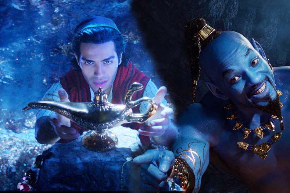 """Das sagen die Kritiker zu Disneys """"Aladdin"""" mit Will Smith!"""