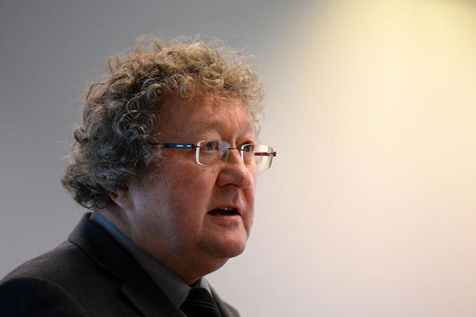 Politikwissenschaftler Werner Patzelt (65).