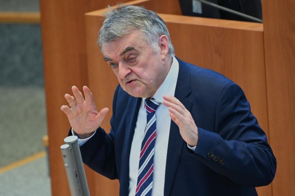 NRW-Innenminister Herbert Reul hatte zuletzt Polizeiversagen eingeräumt.