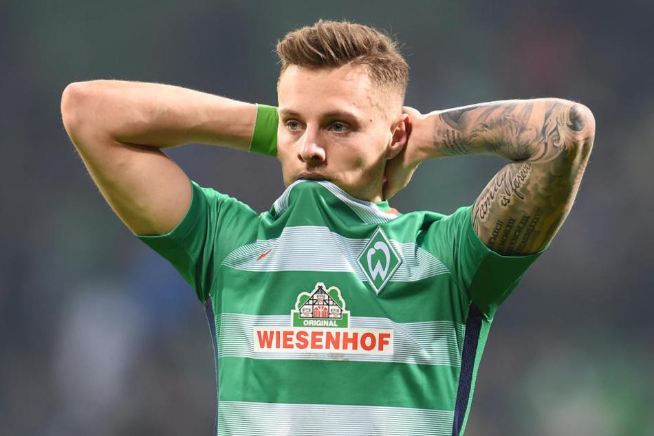 Werder-Bremen-Profi Robert Bauer (22) hat sich offensichtlich nach wenigen Monaten von Fitness-Model Pamela Reif (21) getrennt.