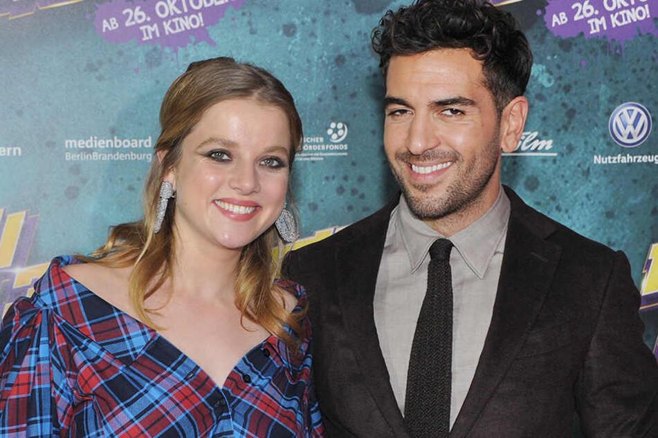 Die Schauspieler Jella Haase und Elyas M'Barek sind die Stars der Filmreihe.
