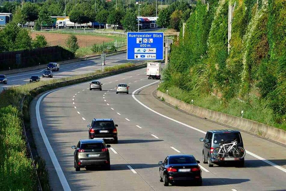 Mega-Baustelle sorgt für Stau: Auf der A4 wird's eng!