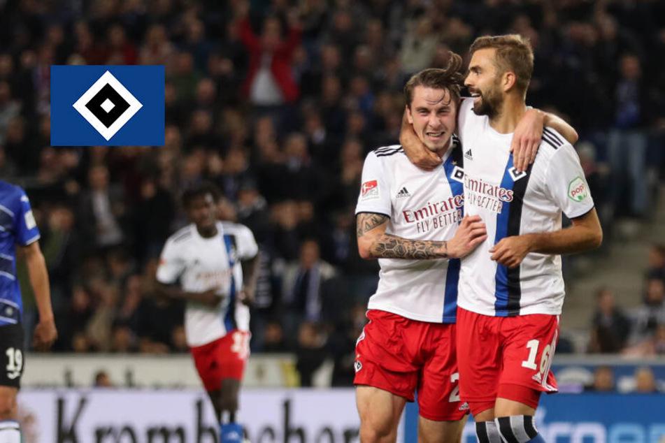 HSV geht mit breiter Brust in das nächste Spitzenspiel