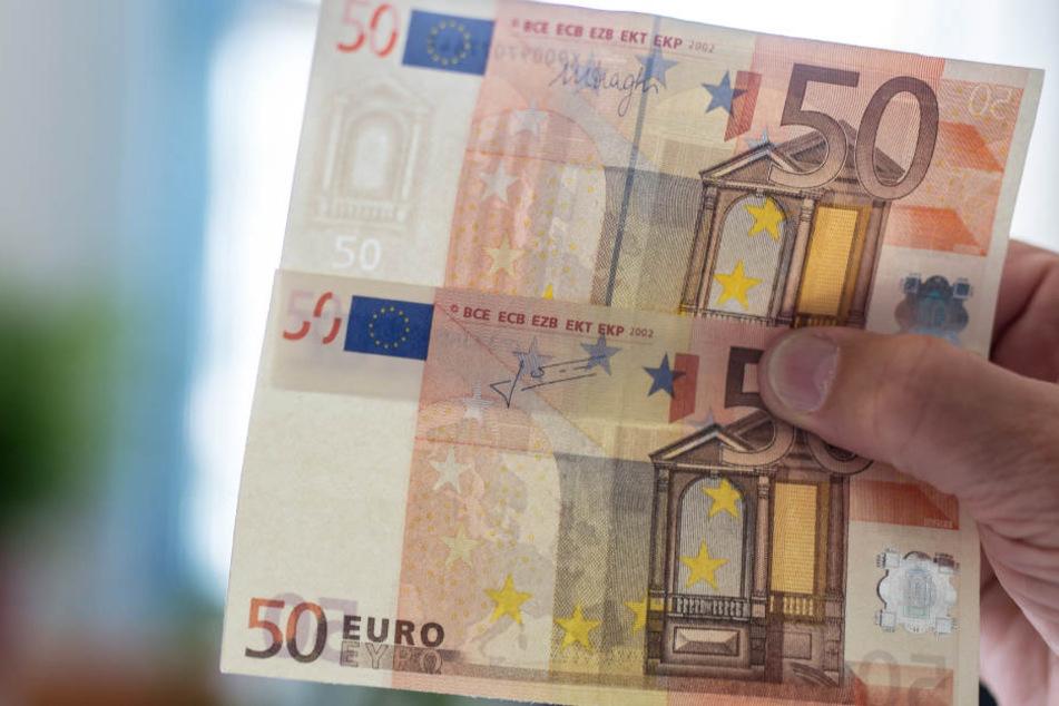 Falschgeld 50 Euro
