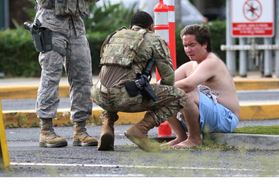 Schüsse auf Militärstützpunkt in Pearl Harbor: Mehrere Tote!