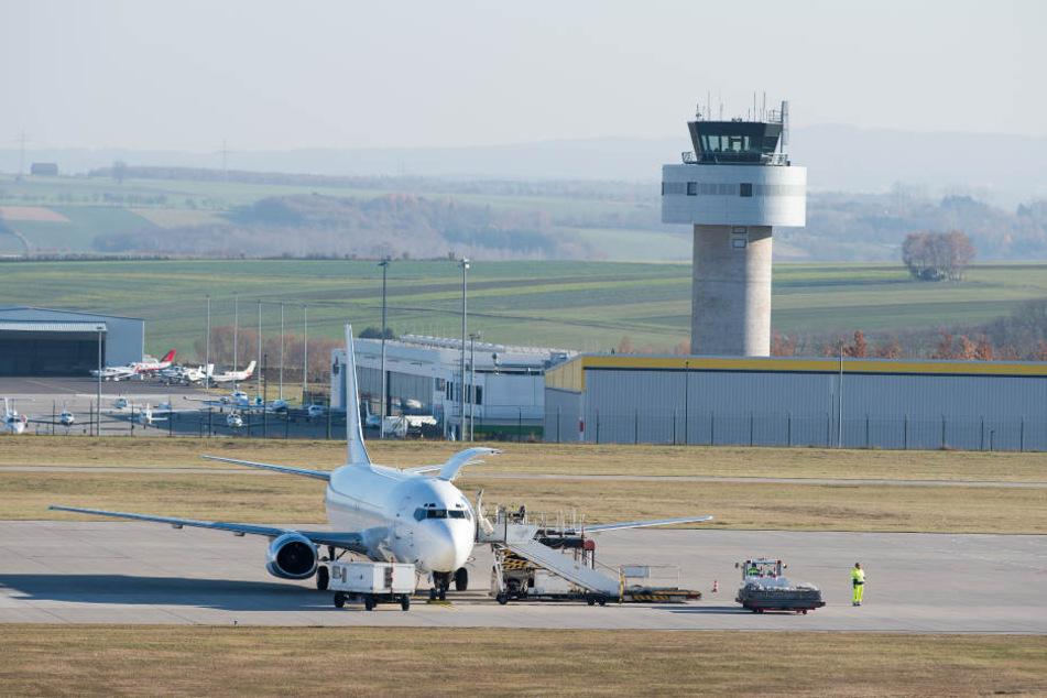 Der Flughafen Kassel wird derzeit geprüft.