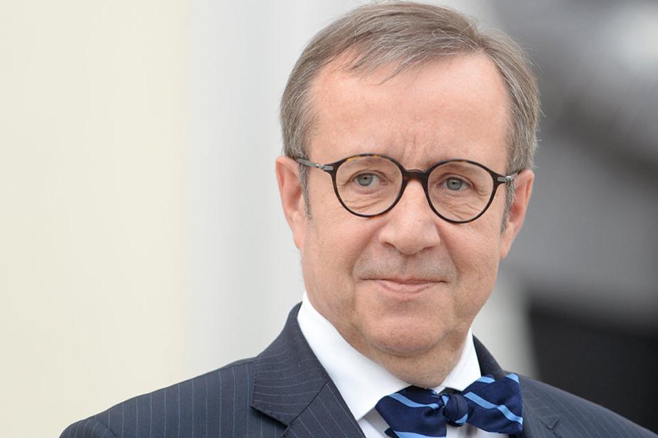 Weil er Estland zur digitalen Vorzeigenation gemacht hat, wird Toomas Hendrik Ilves (63) in Gütersloh ausgezeichnet.