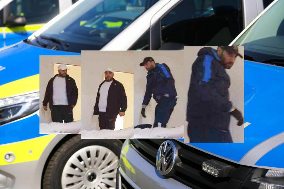 Mit der Veröffentlichung von Überwachungsfotos bittet die Polizei Berlin um Mithilfe bei der Suche nach zwei Tatverdächtigen für einen Wohnungseinbruch.