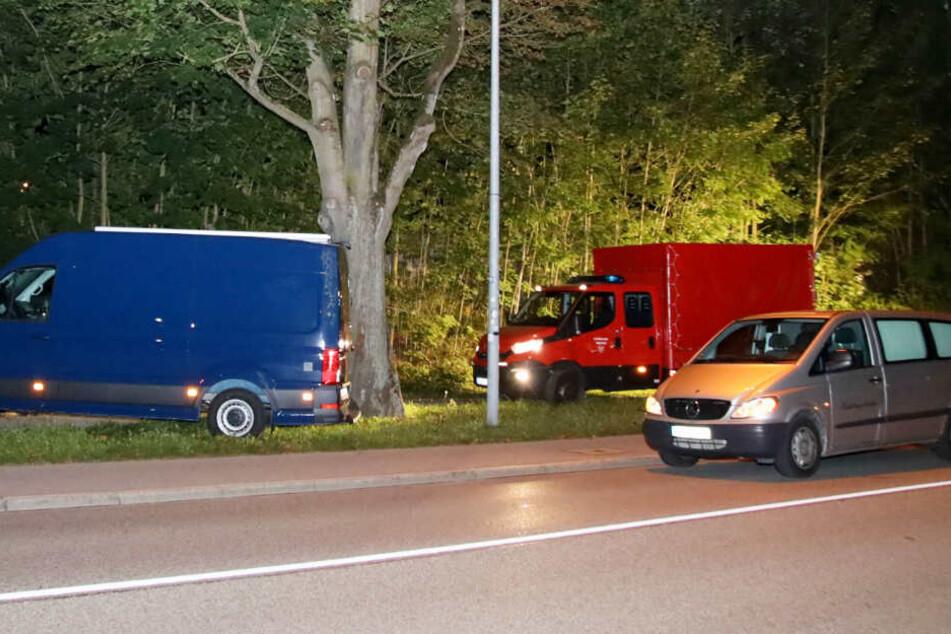 In Regensburg wurde am Dienstagabend die Leiche einer Frau gefunden.