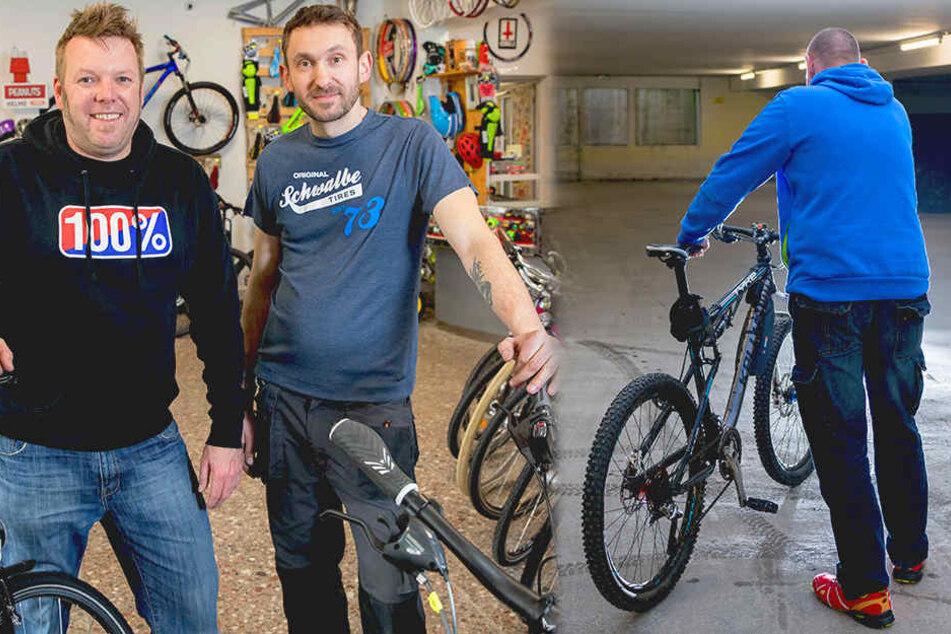 Tolle Geste! Fahrrad von S-Bahn-Opfer kostenlos repariert